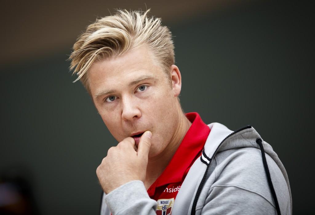 TIL FRANKRIKE? Alexander Søderlund kobles til Saint-Etienne.