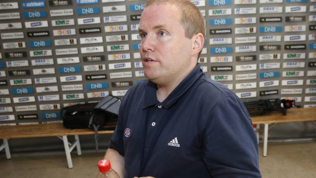 Daglig leder i Vålerenga Fotball Stig-Ove Sandnes går over i en ny stilling på nyåret. Han blir erstattet av Morten Nydal.