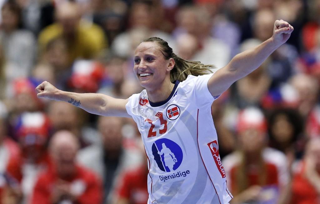 FRISTILLES: Camilla Herrem er en av spillerne som fristilles i Holstebro.