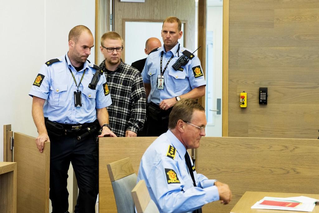 RETTSKRAFTIG DOM: Retten har avvist anken fra Kim Andreas Kristiansen (24).