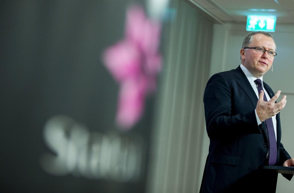 Konsernsjef Eldar Sætre i Statoil.