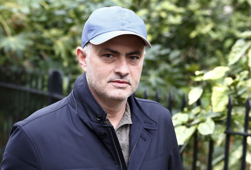 UNITED: Jose Mourinho kan være på vei til Manchester United.