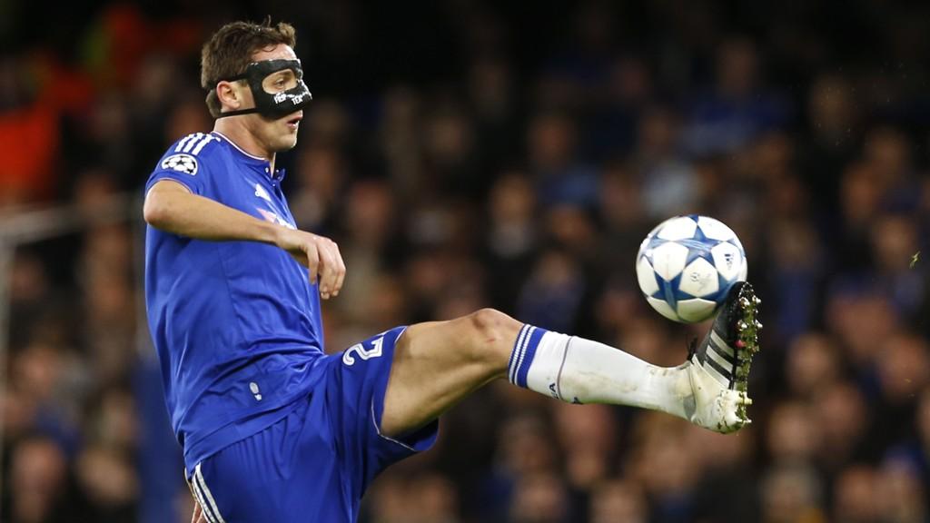 LÅNESOLDAT: Nemanja Matic har vært innom Vitesse, på lån fra Chelsea.