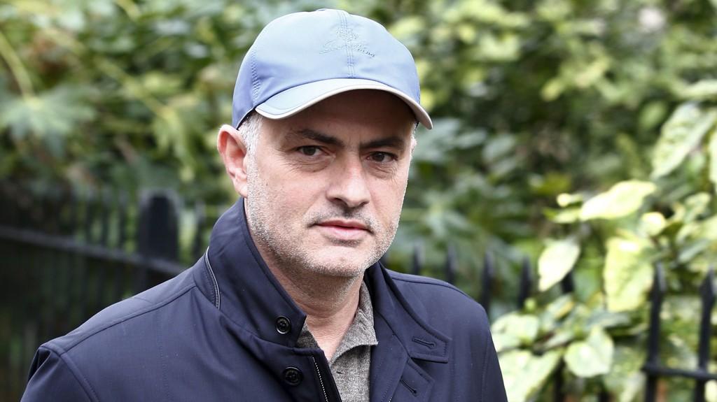 ØNSKEJOBB: Jose Mourinho skal ha pekt ut den engelske landslagsjobben som sitt neste prosjekt.