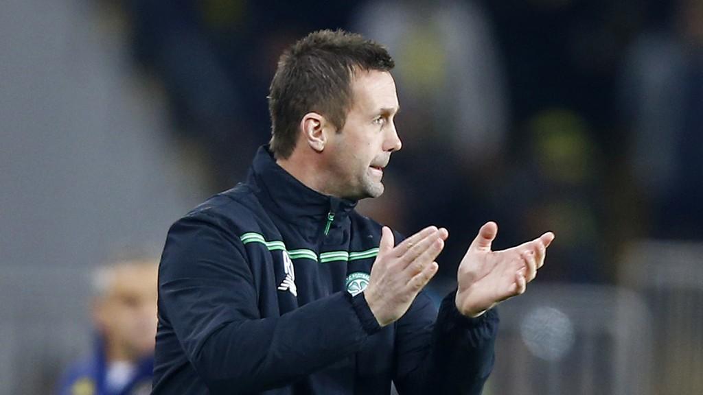 VIL SLÅ TILBAKE: Etter en svak periode, ønsker Ronny Deila nå å få sving på sakene igjen i Celtic.