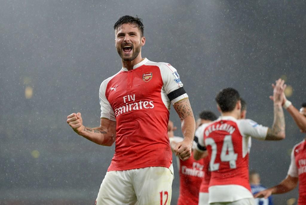Arsenal og Olivier Giroud bør ha meget gode vinnersjanser hjemme mot Newcastle lørdag ettermiddag.