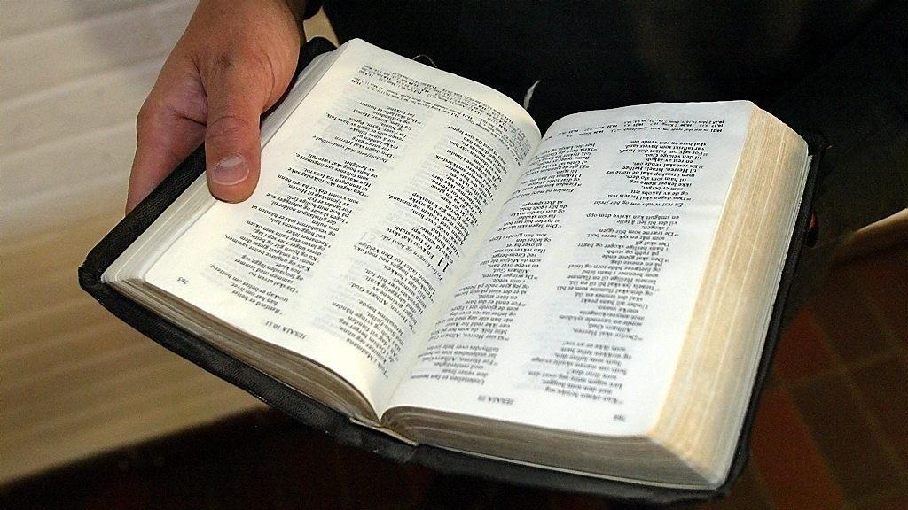 De færreste er klar over hvilke grusomheter som løftes frem i Bibelen.