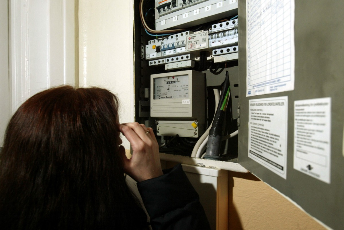 """Alle norske sikringsskap skal i løpet av de neste par årene få en """"smart"""" strømmåler. For å få til overgangen, vil strømselskapene samle inn ditt fulle personnummer."""