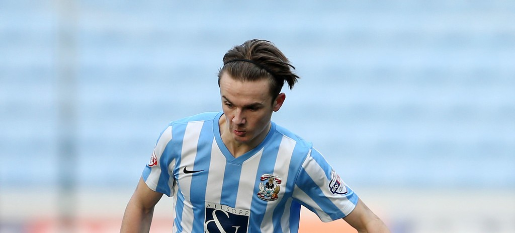 STORT TALENT: 19 år gamle James Maddison, i lengre tid koblet med både Liverpool og Tottenham, er klar for Norwich. Han leies ut igjen til Coventry.