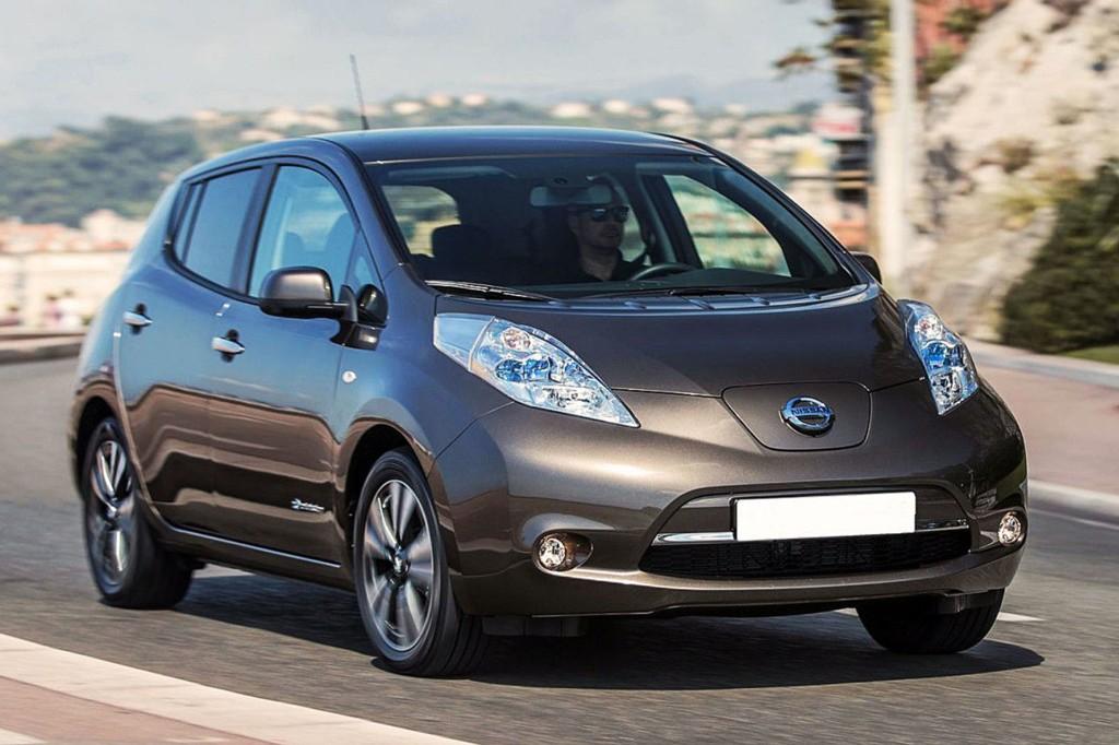 Nissan leaf rekkevidde vinter