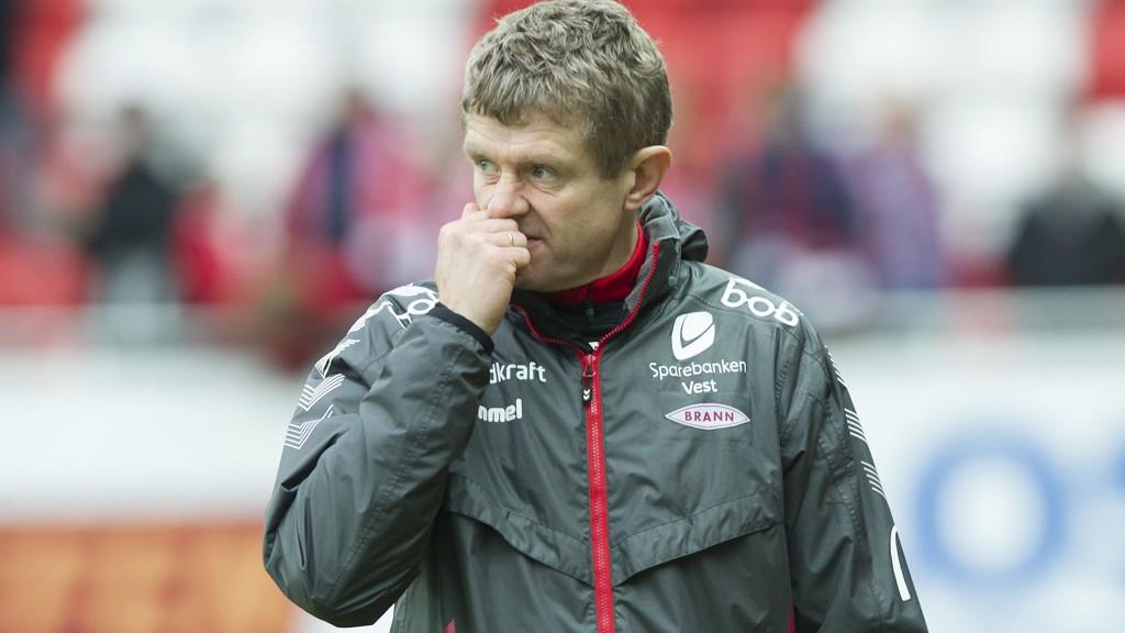 SKREVET UT: Lars Arne Nilsen er ute av sykehuset.
