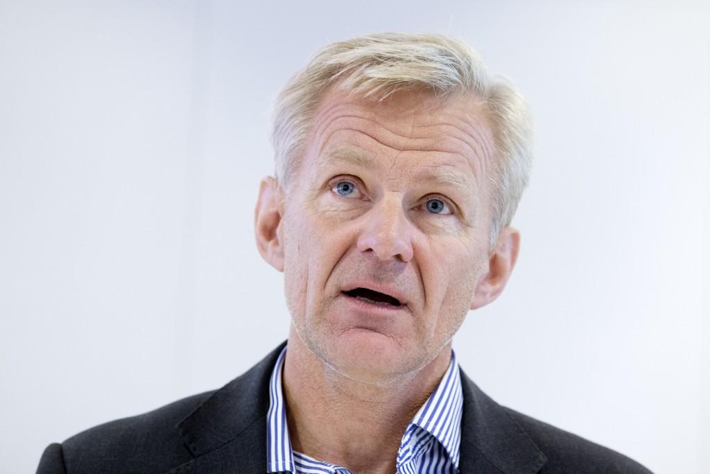 Generalsekretær Jan Egeland i Flyktninghjelpen.