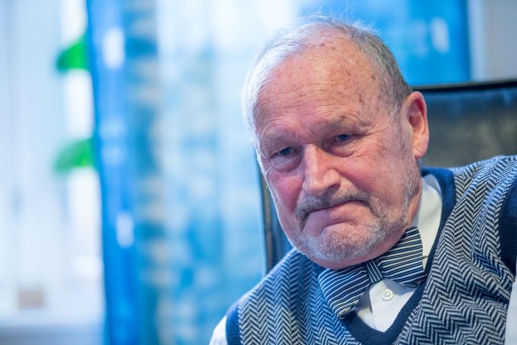 FORBEREDER SISTE AKT: Per Fugelli er alvorlig kreftsyk og har stoppet all behandling av sykdommen.