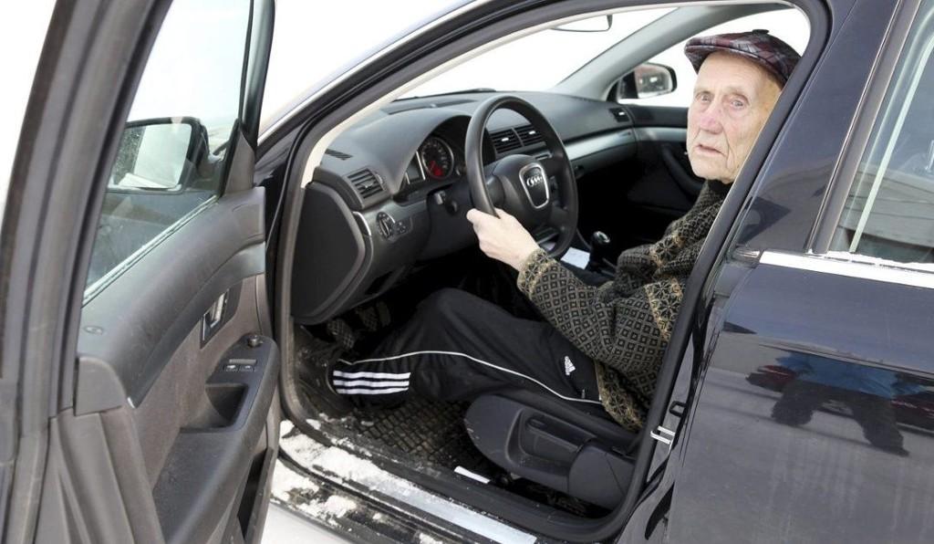 kjøre uten gyldig førerkort