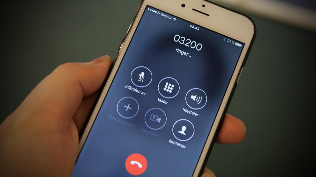 Er det greit at det koster opp mot 4 kroner per minutt å ringe til et 5-sifret nummer? Spørsmålet skal nå opp for EU-domstolen.