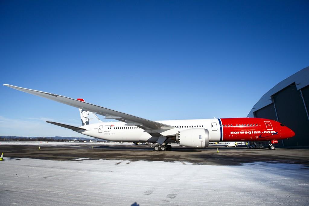 Norwegian skrur ikke opp prisene hvis flyplassavgiften skrotes.