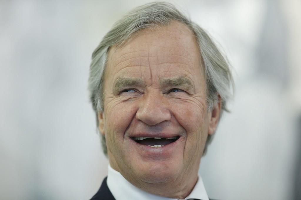 Norwegian-eier Bjørn Kjos satser penger på filmserien om Morgan Kane.