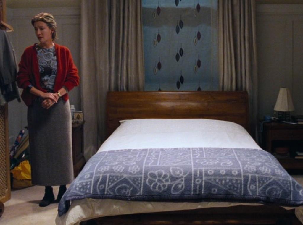 UTROSKAP: I filmen «Love Actually» finner Karen, spilt av Emma Thompson, ut at ektemannen er betatt av en annen. Kan man beskytte seg mot utroskap på noe vis?