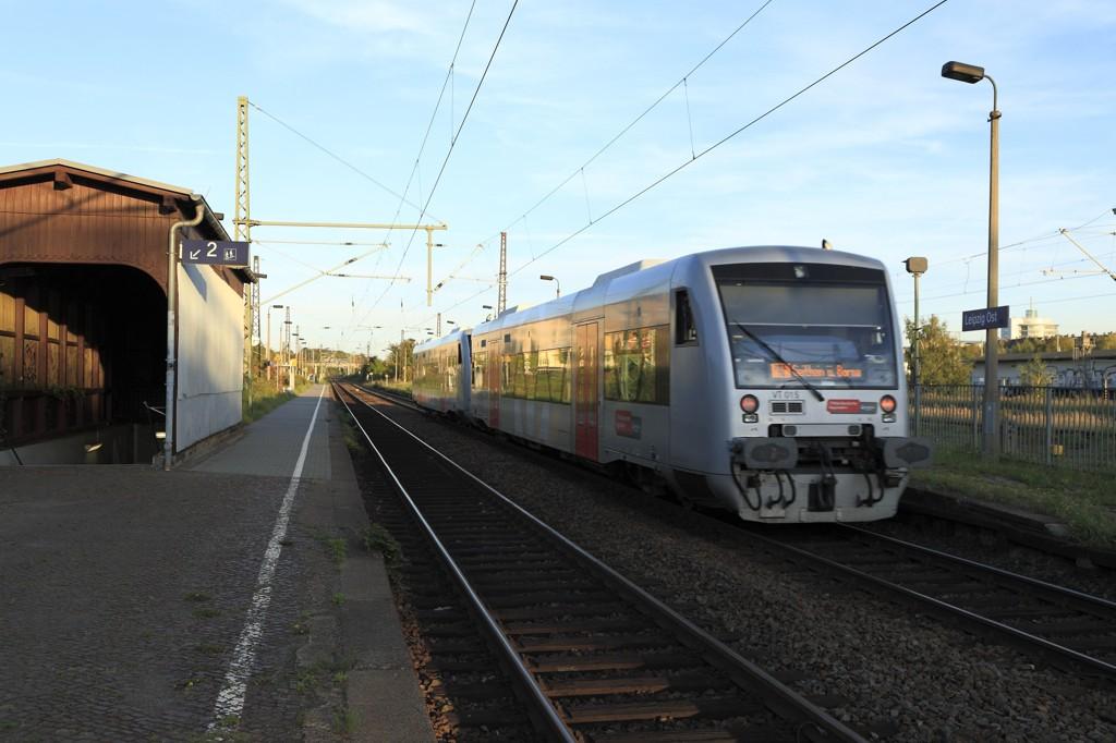 Kvinnevognene kommer i første omgang på Regiobahns tog mellom Leipzig og Chemnitz.