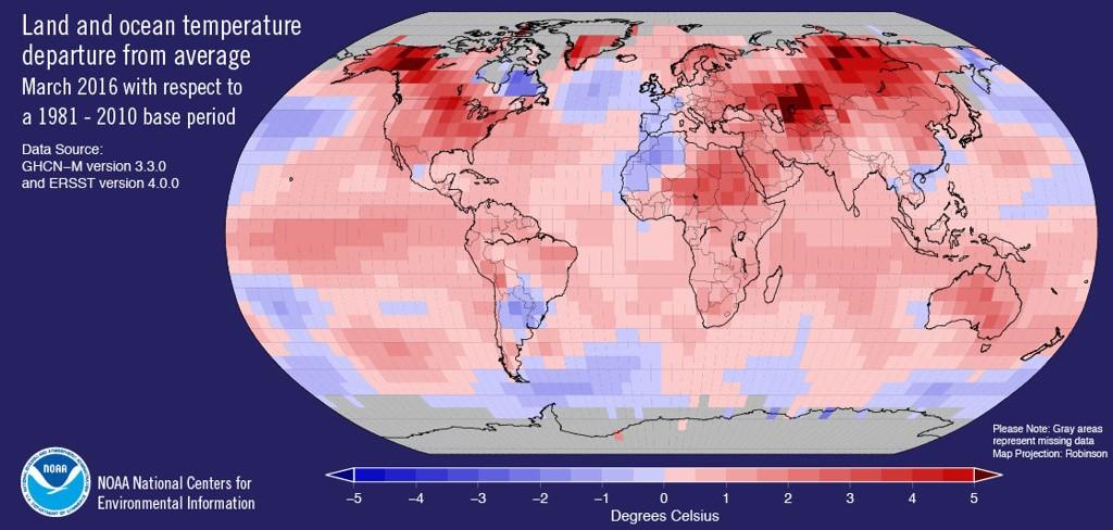 verdens varmeste land