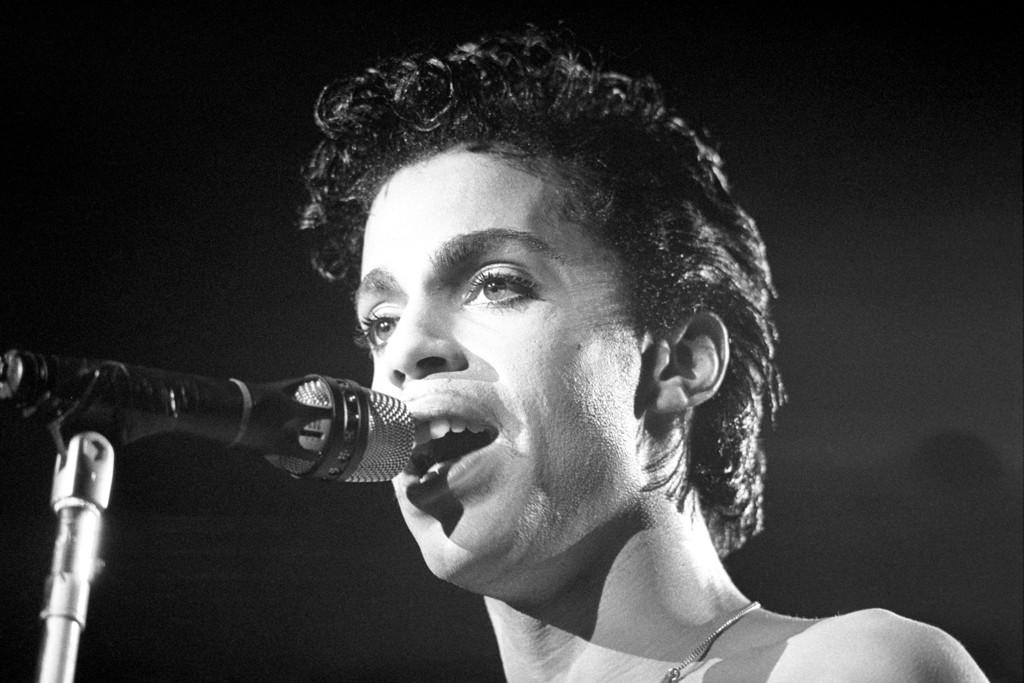 """12. AUGUST 1986, da dette bildet ble tatt, var Prince aktuell med låta """"Kiss"""", en av hans største suksesser."""