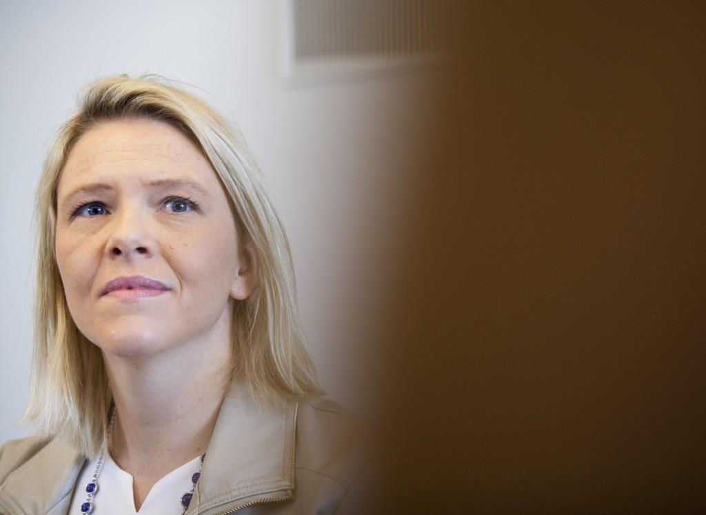LISTHAUG: Innvandrings- og integreringsminister Sylvi Listhaug (FrP) mener parallellsamfunnet er et resultat av snillisme.
