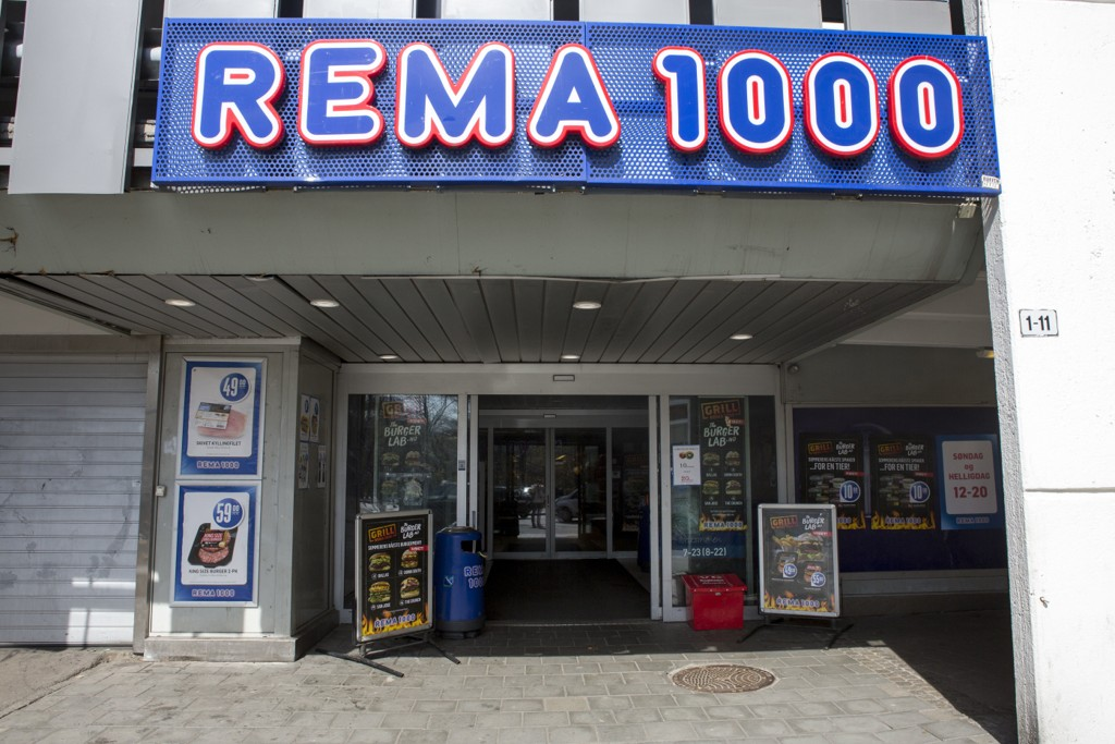 Rema er Norges største enkeltkjede, men sliter med å kaper markedsandeler.