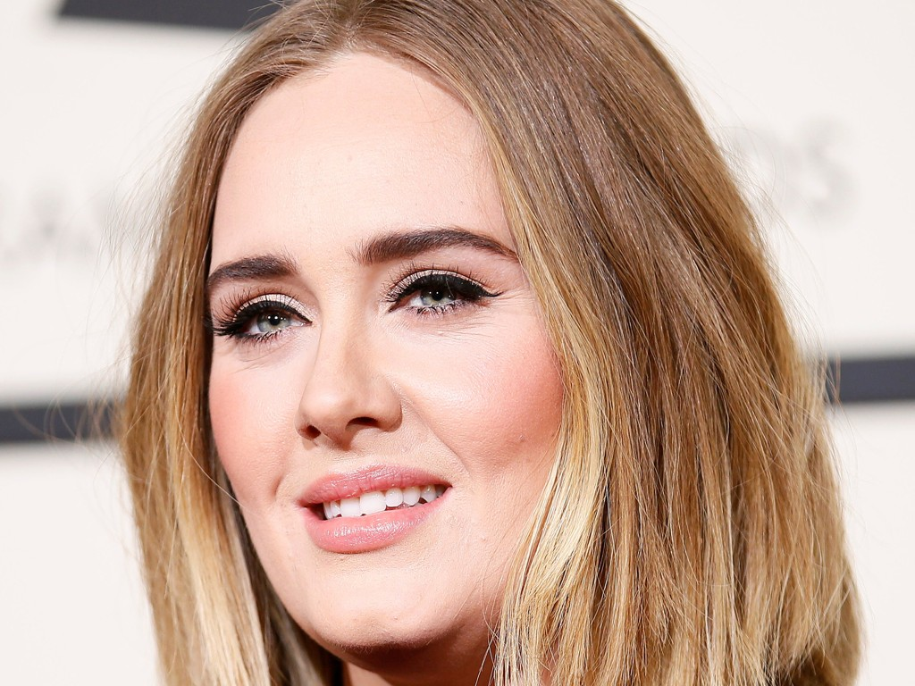 GLEMTE TEKSTEN: Adele.