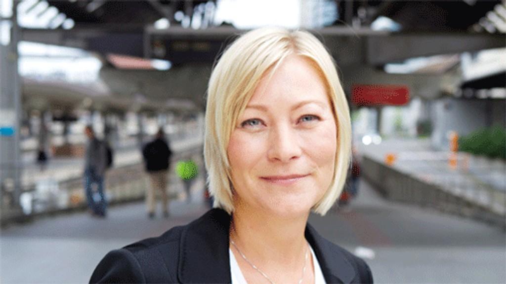 STREIKEFARE: Flypassasjerer har flere rettigheter hvis det oppstår forsinkelser eller kanselleringer, ifølge direktør forbrukerservice Ingeborg Flønes i Forbrukerrådet.