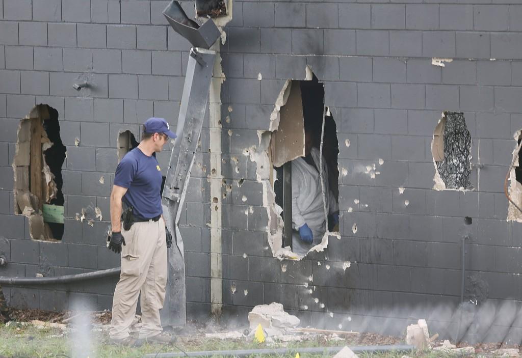 Her tok massemorderen Omar Mateen livet av 49 mennesker og skadet 53 andre. Dette er den verste masseskytingen i USAs historie.