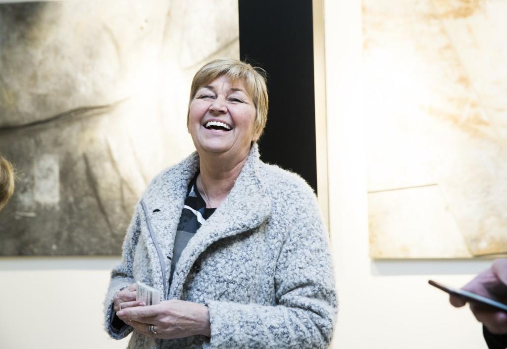 LO-leder Gerd Kristiansen tjener omtrent halvparten av det NHO-sjef Kristin Skogen Lund gjør, men likevel mer enn statsminister Erna Solberg.