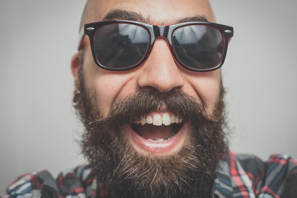 skjeggvekst hos kvinner