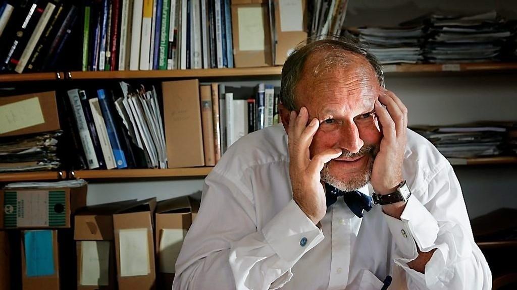 FUGELLI: Per Fugelli er lege, professor i sosialmedisin, og en kjent norsk samfunnsdebattant.