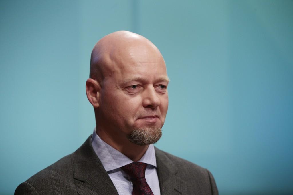 Yngve Slyngstad, administrerende direktør i Norges Bank Investment Management, har vært på shopping i USA.
