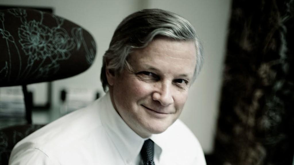 Mikkel A. Berg, administrerende direktør i Silver Pensjonsforsikring AS.