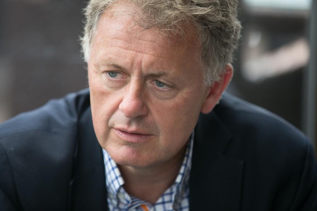 NETTAVISENS sjefredaktør Gunnar Stavrum.