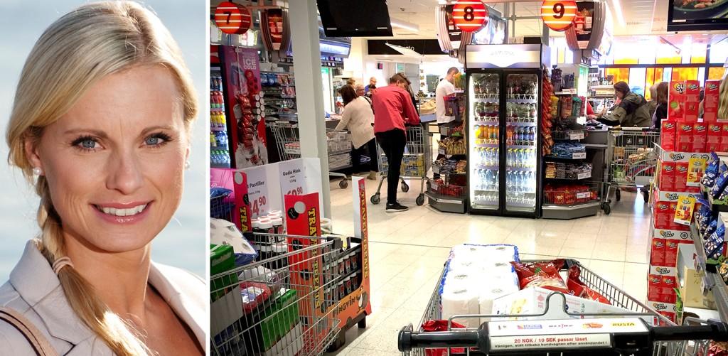 Ikke alt er billigere i Sverige enn i Norge. Forbrukerøkonom i DNB, Silje Sandmæl, har plukket ut sine favorittkjøp på harrytur.