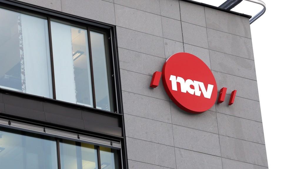 Oslo 20121205. NAV kontoret i Akersgata i Oslo onsdag formiddag.