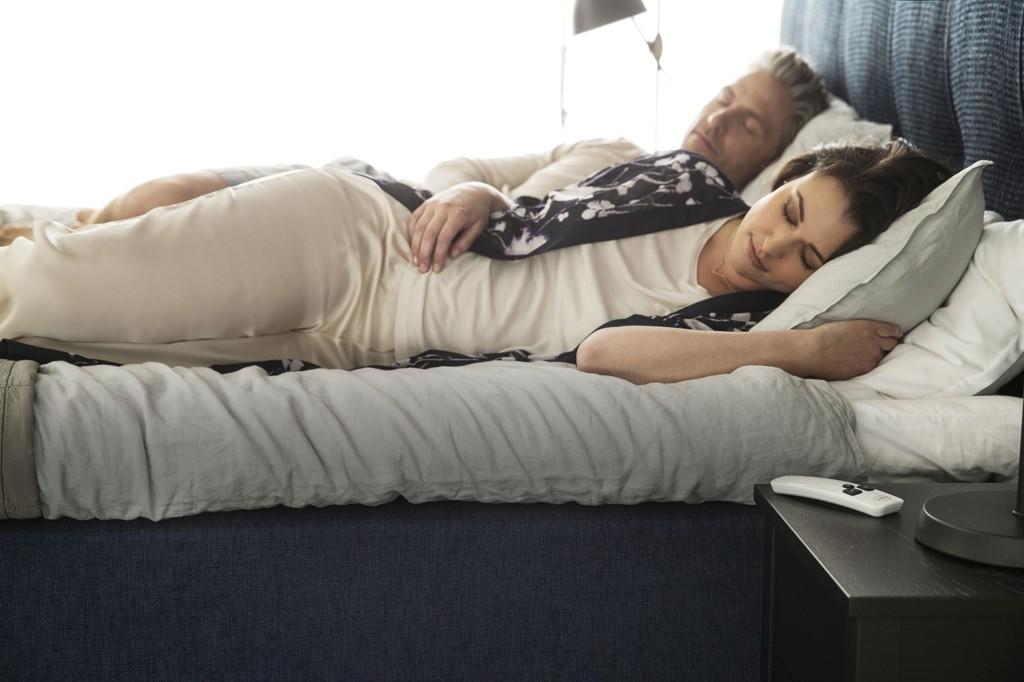 LIVSKVALITET: Å kunne ligge komfortabelt er noe alle med ryggplager drømmer om.
