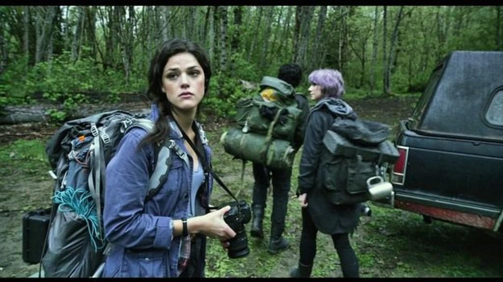 BLAIR WITCH ANNO 2016: Callie Hernandez spiller Lisa i den tredje BW filmen.
