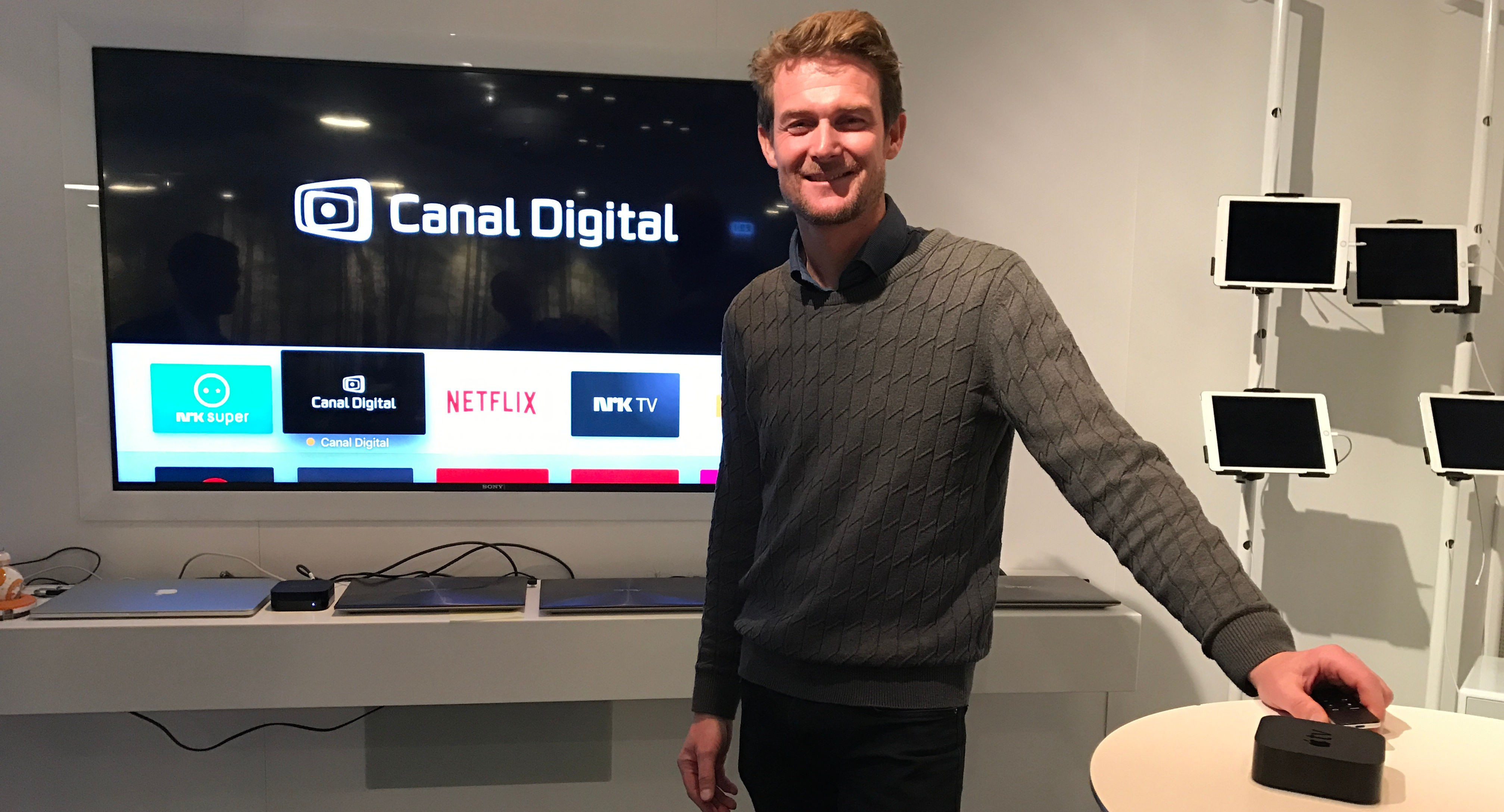 satellite canal digital norge