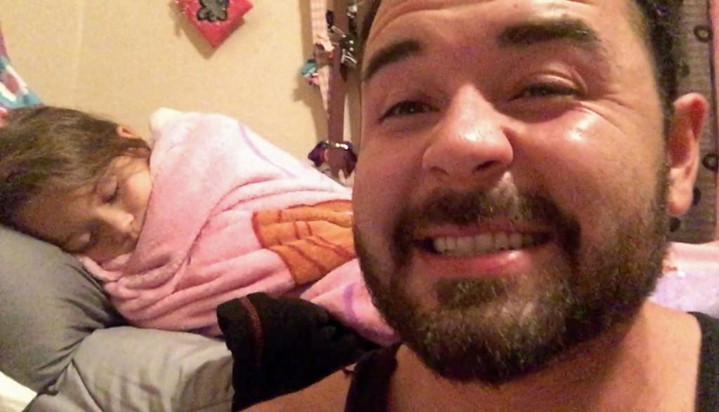 LANCE LAMBERT STAMMING DATTER VIDEO - Krigsveteran Lance har stammet ...