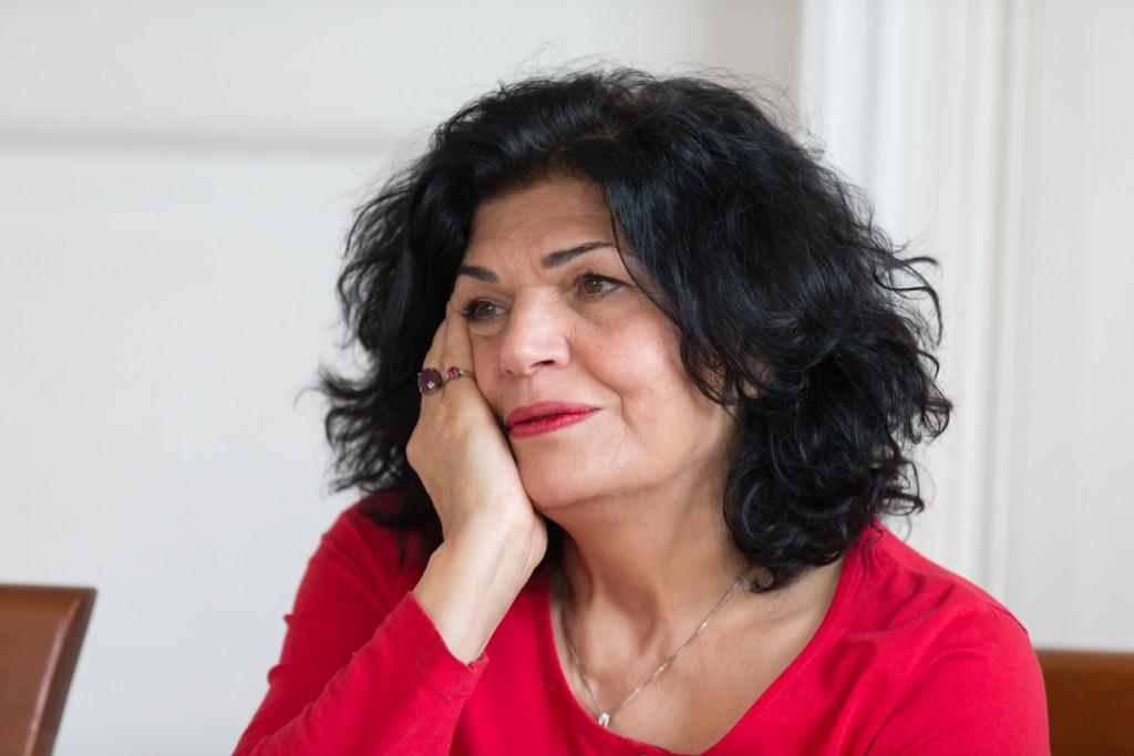 Nettavisens islamkritiske blogger Lily Bandehy (67) i Det store intervjuet.