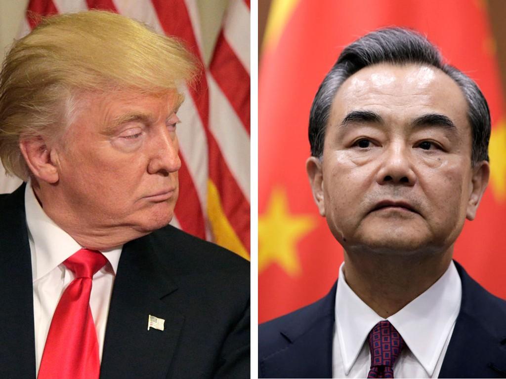 USAs påtroppende president Donald J. Trump har provosert Kinas utenriksminister Wang Yi. Den sterkeste konfrontasjonen er at Trump har snakket på telefonen med Taiwans president, og dermed signalisert at USA vil konfrontere Kinas forsøk på å isolere landet.