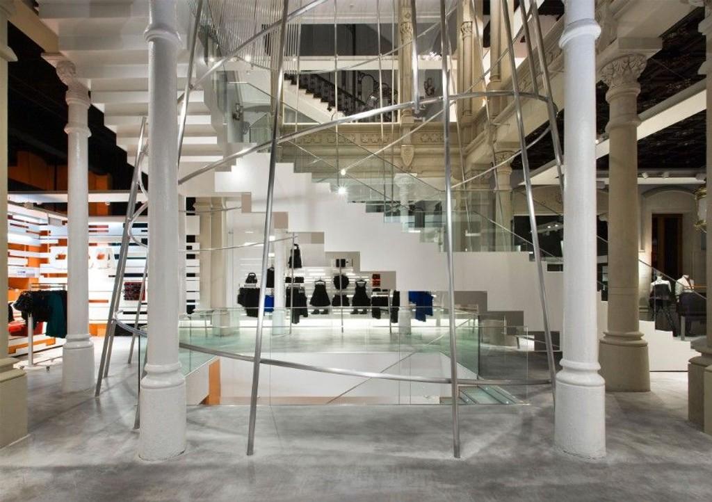Foto: H&M flagship i Spania