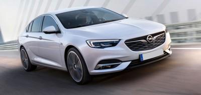 INSIGNIA GRAND SPORT: Opel gjør seg klare til å lansere en helt ny Insignia. Nå skal den hete Insignia Grand Sport.