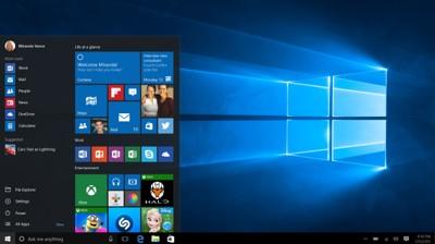 TIPS OG TRIKS: Om du fremdeles bruker populære Windows 7 eller har oppdatert til Windows 10 (bildet), her får du mange god råd og tips som windowsbruker.