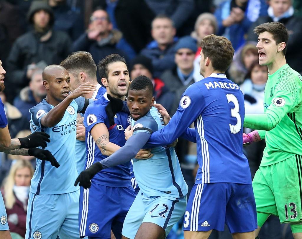 Man City Mot Chelsea: Millionbot Til Chelsea Etter Bråket Mot Manchester City