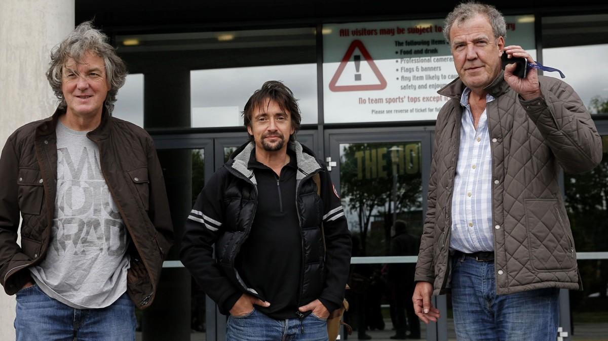 THE GRAND TOUR: James May, Richard Hammond og Jeremy Clarkson er forventet å dra inn mange nye kunder til Amazons strømmetjeneste Prime Video. Nå er tjenesten lansert i Norge og 199 andre land.