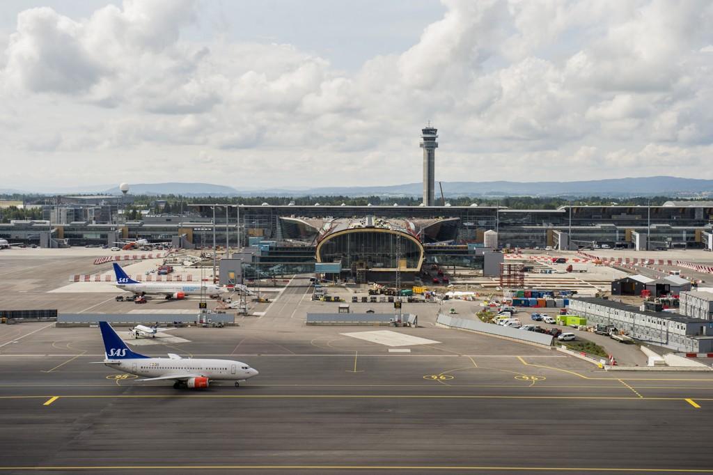 flyplassen gardermoen oslo